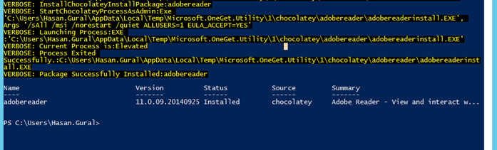 Powershell 5.0 Preview ( Windows Management Framework 5.0 Preview)