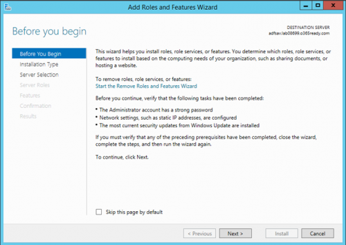 Office 365 için ADFS 3.0 ile Single Sign On – Part 4