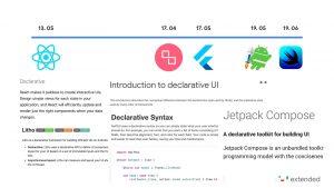 Google I/O Jetpack Compose DeclarativeUI