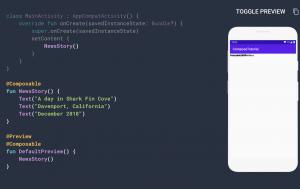 Android Jetpack Compose örneği