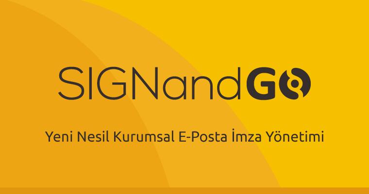 SIGN&GO-KURUMSAL İMZA YÖNETİMİ